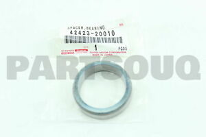 4242320010 Genuine Toyota RETAINER, REAR AXLE BEARING, INNER, RH/LH 42423-20010