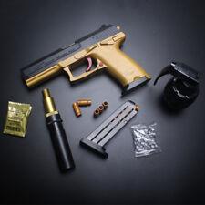 Toy Gun Soft Toy Bullet Water Pistol Gift for Kids Crystal Bullets CS