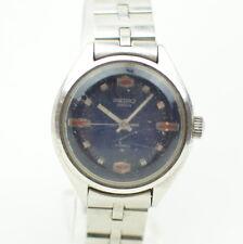 Vintage Seiko Salvia Ladies Hand Winding Watch Running 7104-0700 56.2/A819