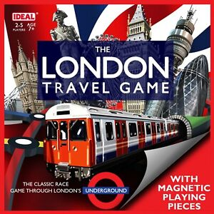 The London Game Travel Edition from Ideal