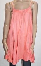 SUPRE Designer Coral Strappy Swing Mini Jenny Dress Size XS BNWT #SS34