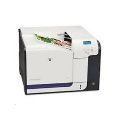 HP Color LaserJet CP3525DN Laser Printer WOW Only 36,111 Pages & toner CC470A