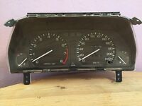 ORIGINAL Tacómetro 91tkm Panel Instrumentos ar0017006 ROVER Cabrio XW 216