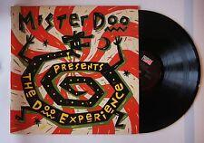 Mister Doo Presents The Doo Experience UK LP 1991 Reggae Frankie Paul