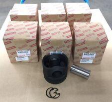 Hino  FM1A  A09C-TJ  A09C-TK  Piston and Pin Engine Set  Ref  S130B-E0084
