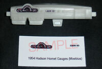 1954 HUDSON HORNET SPECIAL AND CLUB COUPE GAUGES for 1/25 scale MOEBIUS KITS