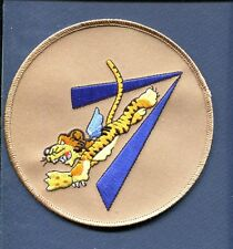 AVG FLYING TIGERS LEAPING TIGER ARMY AIR CORPS WW2 P-40 WARHAWK Squadron Patch T