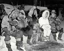 "BUD ABBOTT AND LOU COSTELLO IN ""LOST IN ALASKA"" - 8X10 PUBLICITY PHOTO (CC-144)"