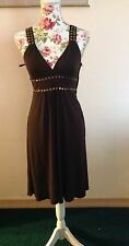 Michael KORS Collection Studded Dress Size 2  Retail 899.00