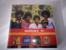 JACKSON 5 - 4 Original Albums - 4 CD BOXSET NEW AND SEALED
