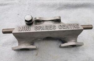 "classic mini HS4 HIF38 SU 1.5"" carb MINISPARES inlet manifold"