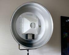 Balcar Diamond Box 32 inch Ring Light Shoot-through Reflector Beauty Dish (Read)