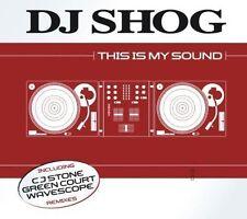 DJ Shog This is my sound (2002) [Maxi-CD]