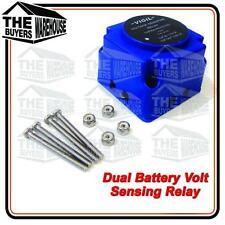 12V DUAL BATTERY ISOLATOR  DUAL SENSING CIRCUIT ENERDRIVE & REDARC COMPETITOR