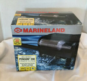 Marineland Penguin 200 BIO-Wheel Power Filter - As Is