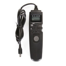 Timer Shutter Release Remote Control Cord for for Sony A7II A7S A7R A7R II A6000