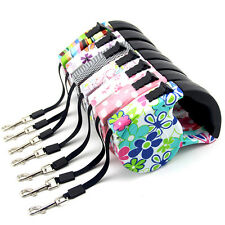 16FT 5M Pet Dog Cat Puppy Automatic Retractable Traction Rope Walking Lead Leash