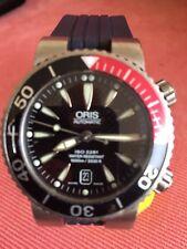 ORIS TT1 Date Professional Titanium Case Divers 1000 m. Automatic.