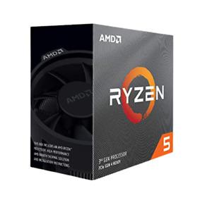 AMD Ryzen 5 3600 6 Core, 12-Thread Unlocked Processor with Wraith Stealth Cooler