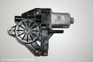 2012 VOLVO XC60 / REAR L-SIDE WINDOW REGULATOR MOTOR