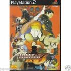Used PS2 Capcom Street Fighter EX 3 SONY PLAYSTATION 2 JAPAN IMPORT