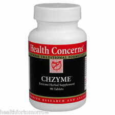 Health Concerns Chzyme 90 tabs - Exp Date: 05/2019