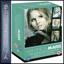 VERONICA MARS - THE COMPLETE COLLECTION-SEASONS 1 - 3 + MOVIE **NEW BOXSET*