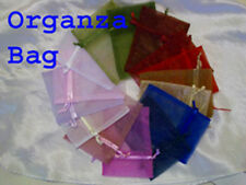 100 4X6 Organza Gift Bag Jewelry Pouch Wedding Favor **