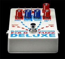 BLACKOUT EFFECTORS Fix'd Fuzz Deluxe  USA HANDMADE