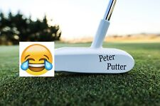 Peter-Putter  - (1) White
