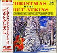CHET ATKINS-CHRISTMAS WITH CHET ATKINS-JAPAN MINI LP CD C94