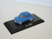 Renault 4 CV Hino Diesel bleu 513222 Norev 1:43 New in a box!