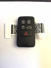 Remote Smart Prox Key For Volvo Keyless Fob Transmitter Uncut Blade New Conditio