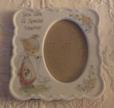 """Precious Moments You Are A Special Teacher Photo Picture Frame 4"""" x 4"""""""