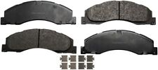 ProSolution Semi-Metallic Brake Pads fits 2008-2015 Ford E-350 Super Duty E-150,