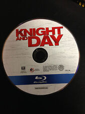 Knight and Day (Blu-ray Disc, 2012)Blu Ray Disc Only-Replacement Disc