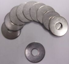 """1//8/'/' Stainless Steel Washer 304 SS 5/"""" OD x 3/"""" ID"""