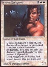 Veteran Bodyguard ~ Moderately Played Unlimited UltimateMTG Magic White Card