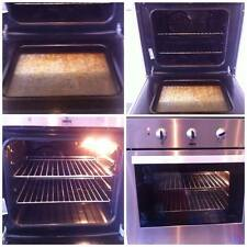Eco Friendly Professional Oven Clean in Essex. Single Oven.