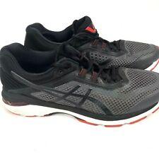 Asics T805N 1190 GT 2000 6 Stone Grey Black White Men's Running Shoes Size 11.5