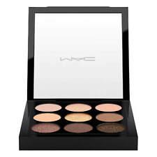 Brand New Boxed MAC Eye Shadow Eyeshadow Palette x 9 - Amber Times Nine.