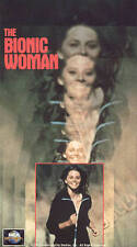 The Bionic Woman (pilot) [VHS], Acceptable VHS, Richard Anderson, Lindsay Wagner