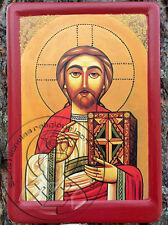 Coptic Icon Art Jesus Religious Egypt Icon Sale