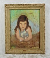VTG Signed Art Seiden Litho Print Nursery Rhymes Baby/'s Record of Birth Keepsake