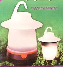 LAMPADA PORTATILE CASA E CAMPEGGIO A 15 LED ALIMENTAZIONE A BATTERIE