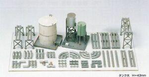 Greenmax 2146 Plant Factory Equipments B (N scale)