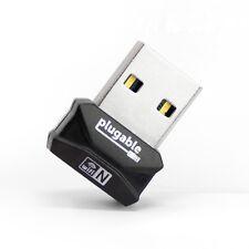 Plugable USB 2.0 Wireless N 802.11n 150 Mbps Nano WiFi Network Adapter (Windows)
