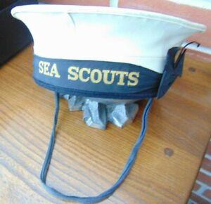 VINTAGE BOY SCOUTS NAVAL SEA SCOUT HAT