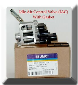 Idle Air Control Valve For:Acura RSX Type-S 2002-2006 Honda Civic 2002-2005 2.0L