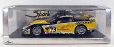 Spark Models 1/43 Scale - S0169 Corvette C5-R Luc Alphand Adventures #73 LM 2007